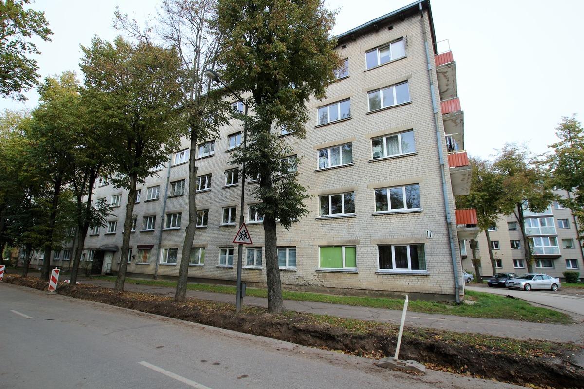 Parduodamas butas A. ir J. Gravrogkų g. 17, Dainavoje, Kaune, 16.00 kv.m...