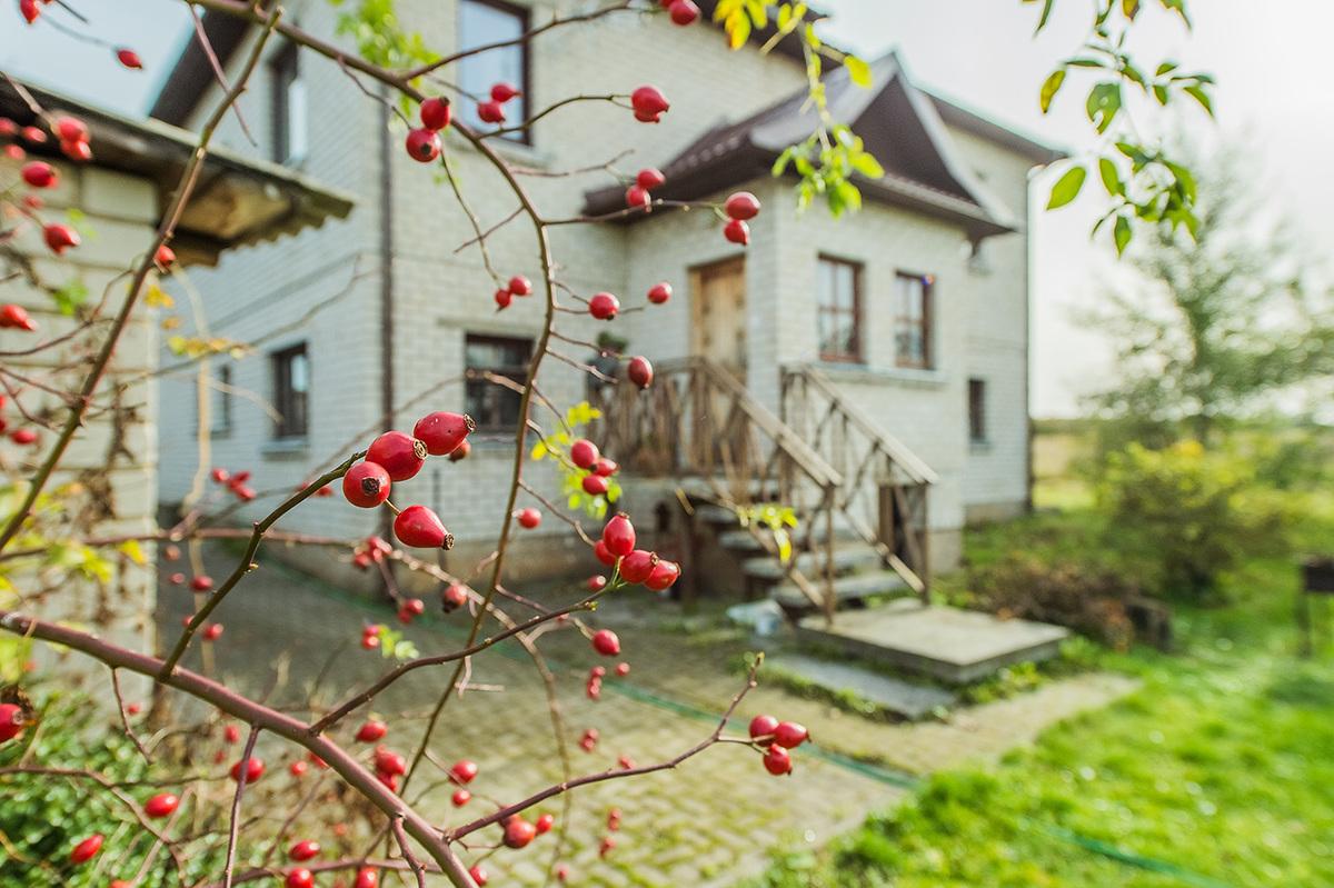 Parduodamas namas Rožių g. 14, Karmėlavos mstl., 208.39 kv.m ploto, 1...