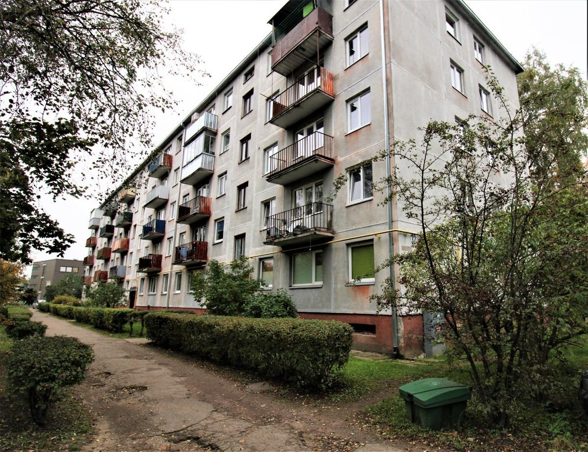 Parduodamas butas Varnių g. 32, Vilijampolėje, Kaune, 44.62 kv.m ploto,...