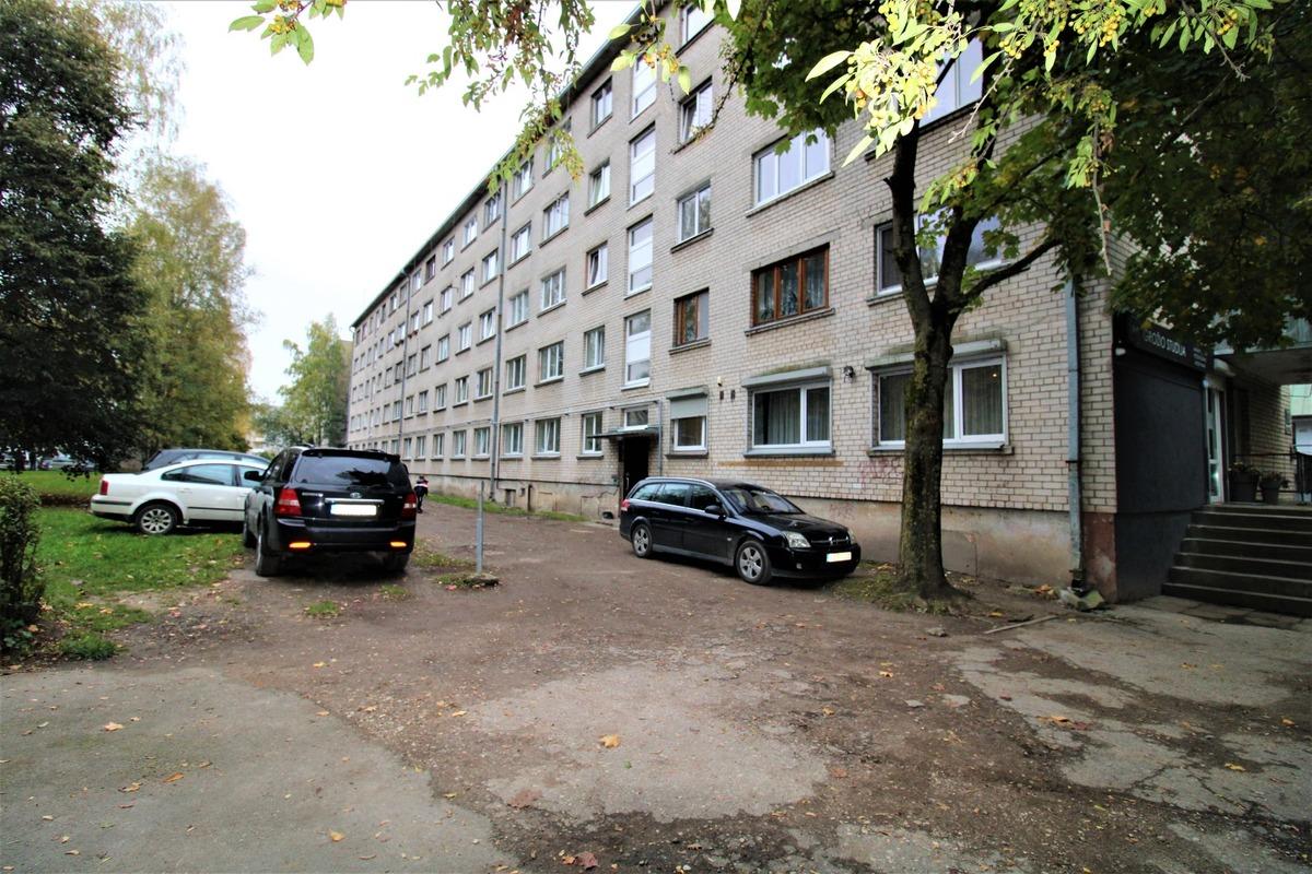 Parduodamas butas Chemijos g. 11, Dainavoje, Kaune, 31.00 kv.m ploto, 2...