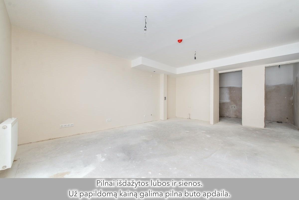 Parduodamas butas Senasis Ukmergės kelias *, Klevinės vs., 47.37 kv.m...