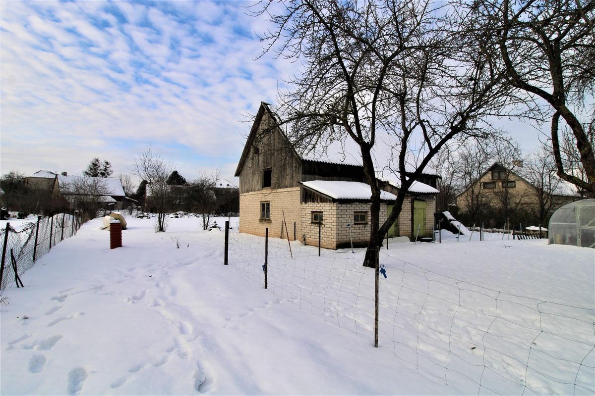 Parduodamas namas Vienybės g. 11a, Raudondvario k., 64.00 kv.m ploto, 2...
