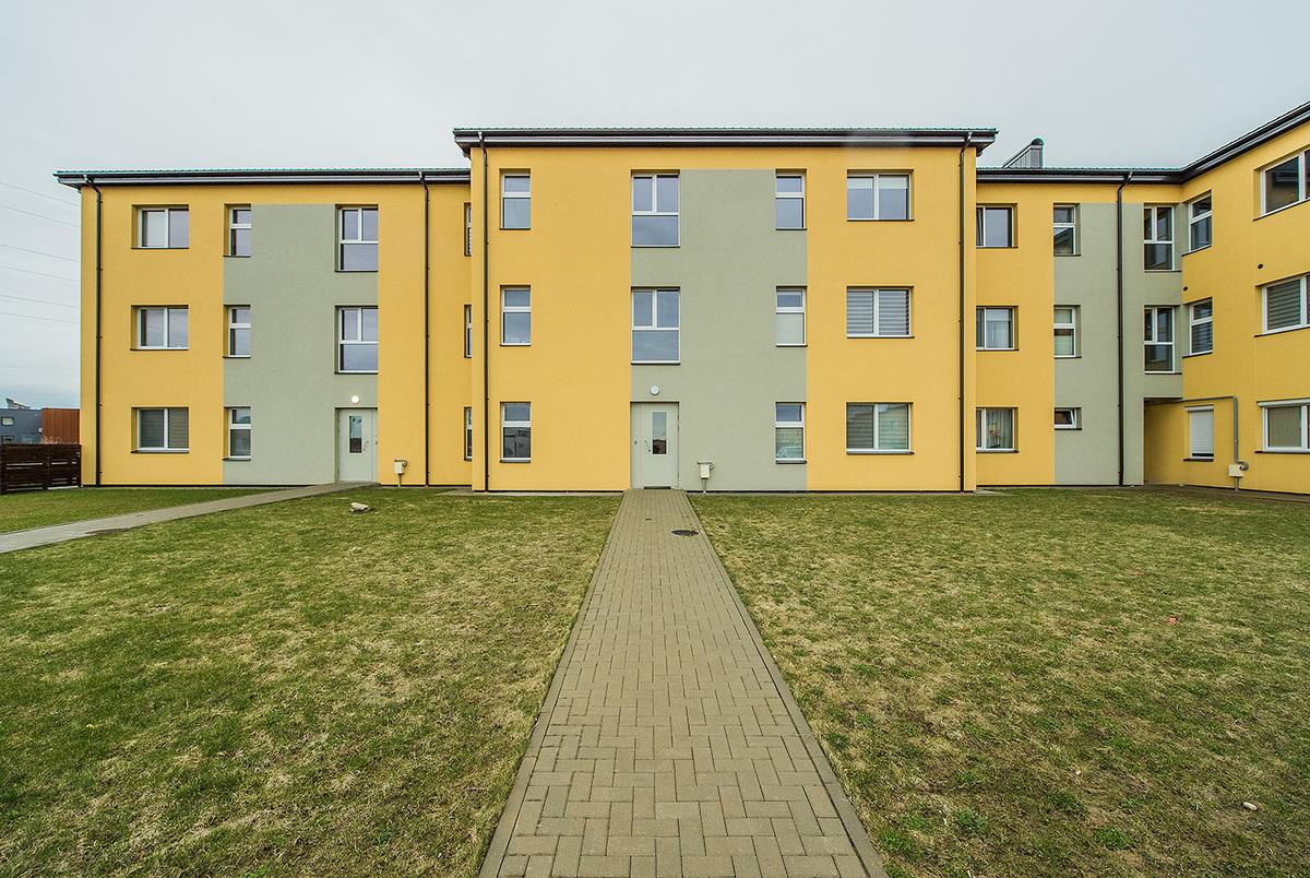Parduodamas butas Girios g. 13, Giraitės k., 47.69 kv.m ploto, 2...