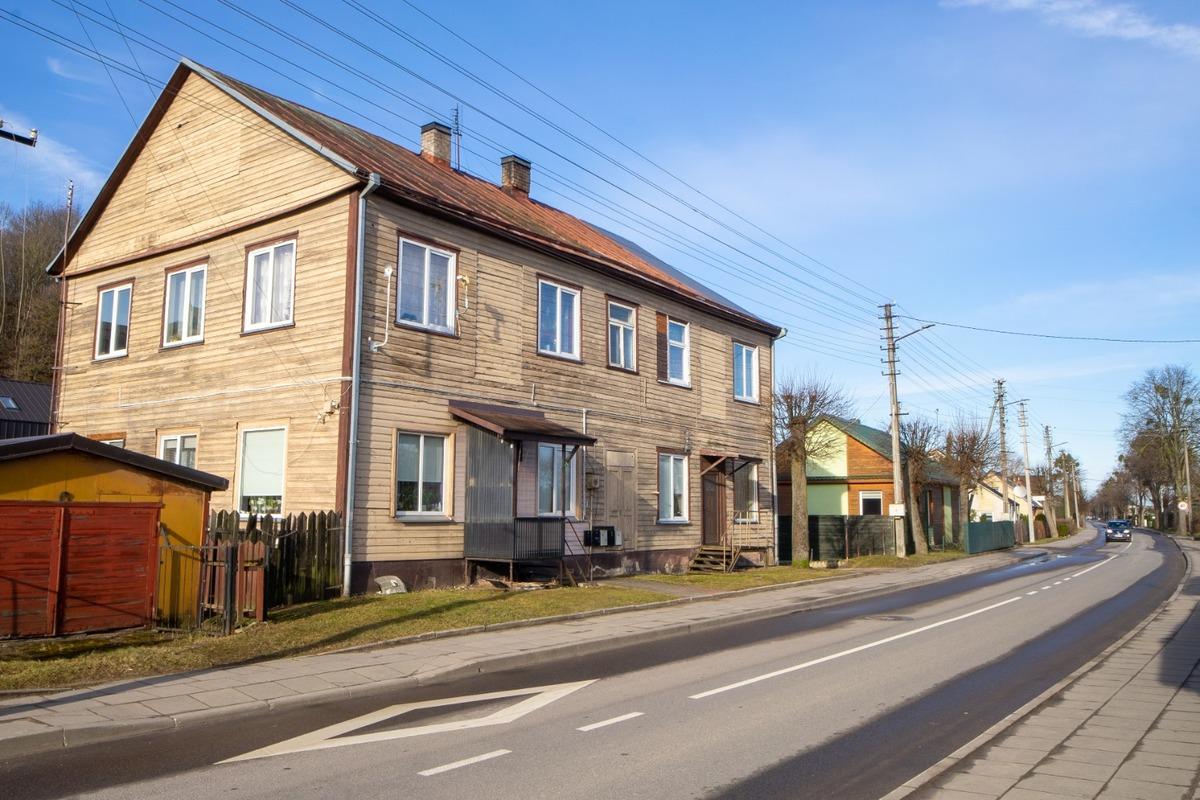 Parduodamas butas Marvelės g. 123, , Kaune, 26.75 kv.m ploto, 1 kambariai