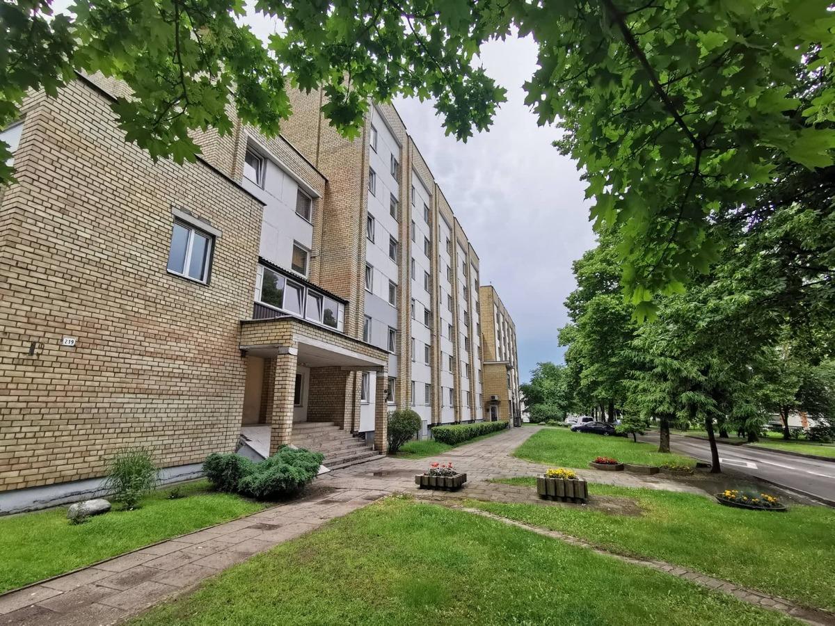 Parduodamas butas Kalniečių g. ., Žaliakalnyje, Kaune, 43.52 kv.m...