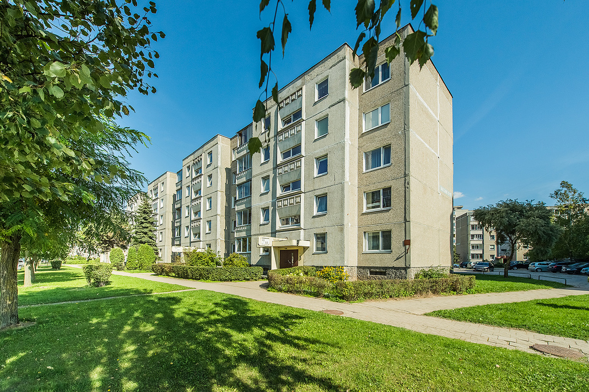 Parduodamas butas Baltijos g. 94, Šilainiuose, Kaune, 59.06 kv.m ploto,...