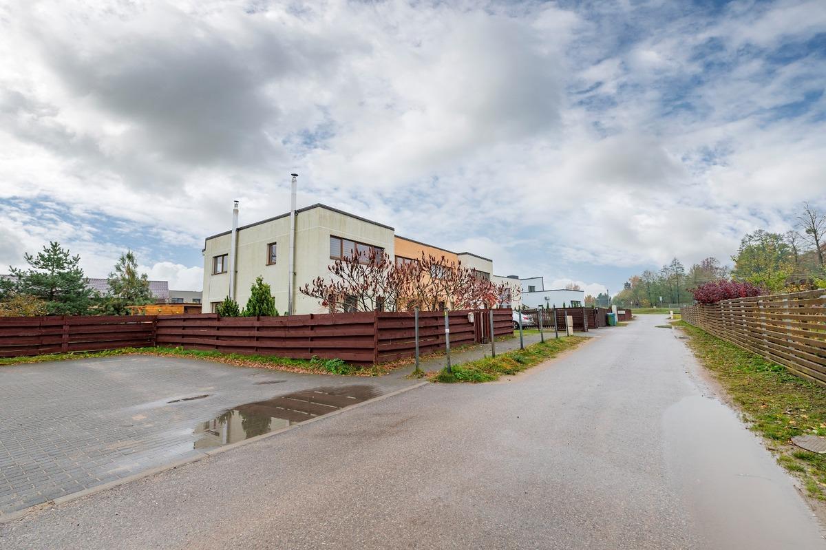 Parduodamas butas Pievų g. 11, Ringaudų k., 115.85 kv.m ploto, 3...