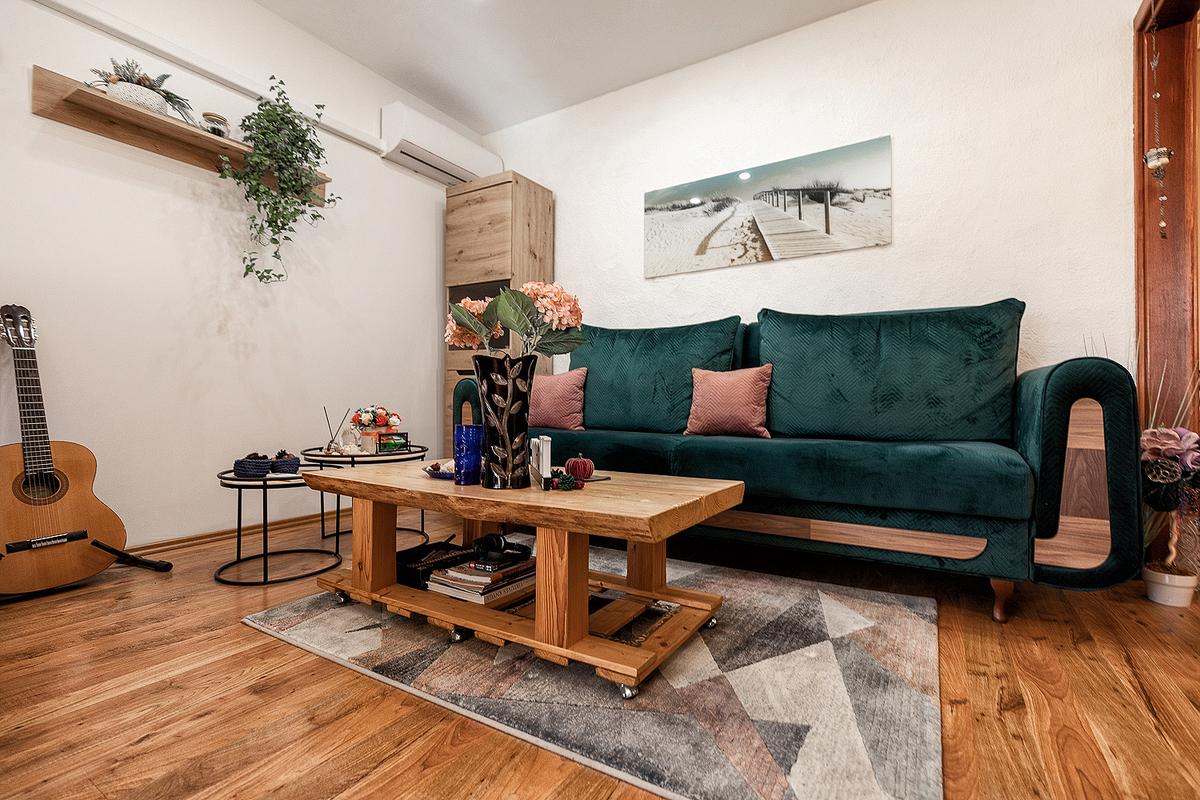Parduodamas butas Ukmergės g. 23, Eiguliuose, Kaune, 61.87 kv.m ploto, 3...