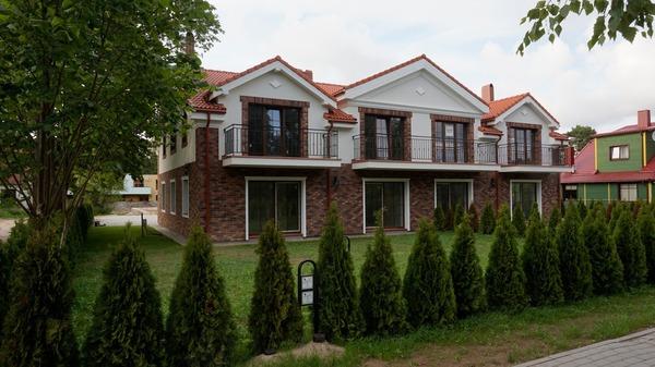Girulių namai