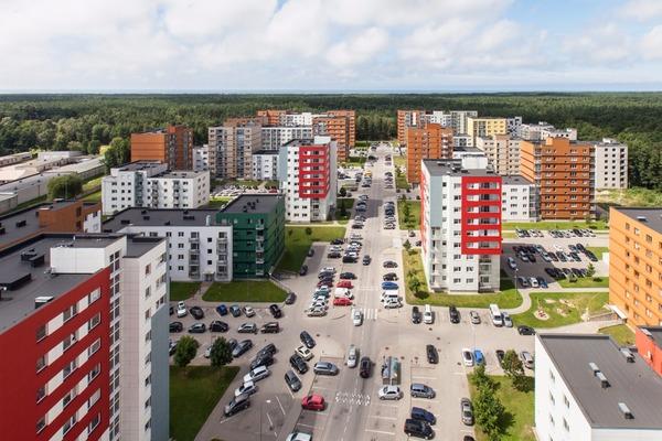 Dragūnų kvartalas Klaipėdoje