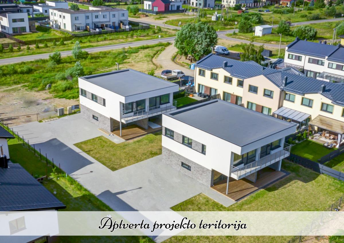 D19 - Išskirtiniai namai Tarandėje